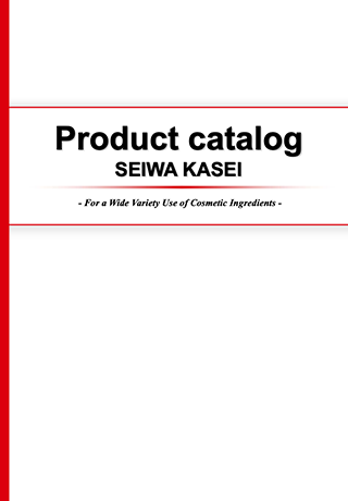 Product Catalog of SEIWA KASEI